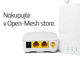 Buy Open-Mesh products.
