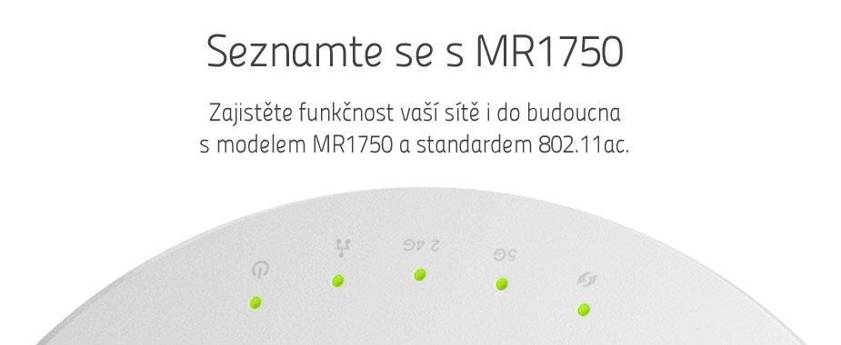 Seznamte se s MR1750