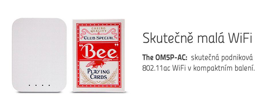Představujeme OM5P-AC